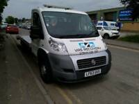 Vehicle Recovery Collection/delivery services