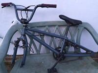 Pair of BMX bikes GT & Scorpion Stryke