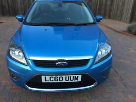 Ford Focus tiataniam 1.6 petrol 48000 mils