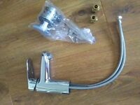 """GROHE europlus basin mixer tap Single-lever connection 1/2"""""""