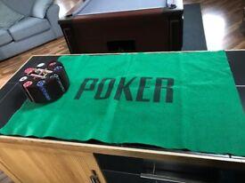 Poker & Blackjack set