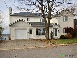449 000$ - Maison 2 étages à vendre à Lévis