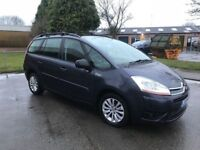 2009 Citroen grand Picasso 1.6 hdi auto 7 seater 12 months mot/3 months parts and labour warranty