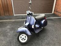 Piaggio px125 Vespa 2004 very low miles
