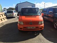 Mercedes Vito 108 Cdi for sale...good condition, excellent runner!!