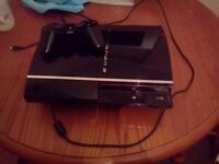 Play station 3 with a few games