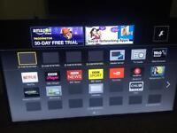 "PANASONIC VIERA 50"" SMART TV"