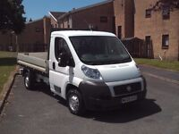 Fiat Ducato Pick Up Truck Flat Bed Drop Sided Lorry