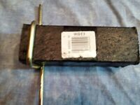 Steel post, metpost driving tool, for 75 x 75mm or 3 x 3inch posts driver