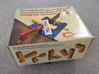 Jointmaster sawing jig