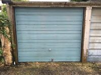 LOCKUP Garage FOR RENT LET in Central Steyning West Sussex BN44 for Parking or Storage
