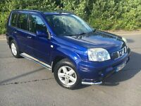2005 Nissan X-trail 2.2 Diesel, DCI, SVE, TOP OF THE RANGE, 4x4, New MOT, Service History