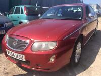 Rover 75 diesel drives superb moted 395