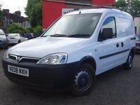 2008 Vauxhall Combo 1.3CDTi 16v 1700 - TIMING CHAIN REPLACED - SERVICED - 12 MONTHS MOT