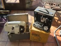 Collectors Items 2 8mm & Super 8mm Movie projectors