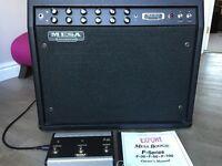 Mesa F50 combo guitar amp