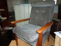 High back Armchair Delivery Available