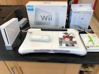 Nintendo Wii counsel and Balance board