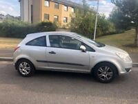 Vauxhall Corsa Breeze, Silver, 1.2l Manual, 3dr