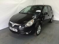 Vauxhall Corsa SXI 2009 Model Black 1.2 Petrol 5 Door Hatchback LONG MOT