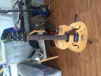 5th Ave kingpin 2 guitar for sale