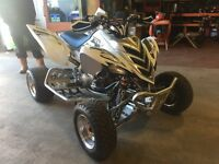 2006 55 plate Yamaha raptor 700 r road legal