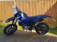 Yamaha dt 125 2006 (not ktm cr kx rm)