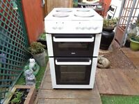 zanussi electric cooker 50 cm