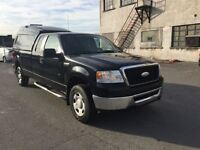 2007 Ford F-150 XLT 4X4  BOITE 8 PIEDS