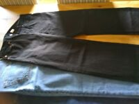 "3 pairs of 30"" waist x 32"" inside leg men's Levi 501s - never worn"
