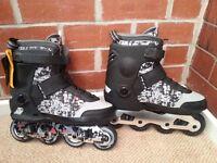K2 il capo roller blades inline skates brand new