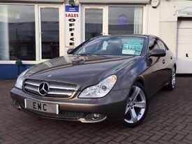 2010 60 Mercedes-Benz CLS350 3.0CDi 7G-Tronic 350~ONE FORMER KEEPER WITH FSH~