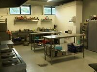 HIRE A COMMERCIAL KITCHEN - *FLEXIBLE TERMS. 20 MINS TO C. LONDON, 10 MINS BRENTWOOD, ROMFORD AREA
