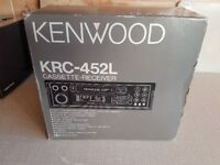 Kenwood KRC-452L Car Stereo