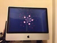 iMac 24inch Early 2009 - Core Duo 3GHz 750GB Hard Drive 4GB RAM - Fully working