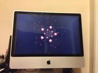 iMac 24inch Early 2009 - Core Duo 3GHz 750GB Hard Drive 4GB RAM - Fully working