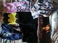 Women's size 6-8 clothes bundle