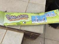 Trail-gator child's cycle towbar