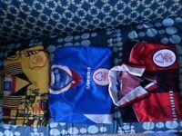 Nottingham Forest football shirts