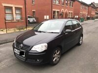 VW POLO 1.2 PETROL 2008 BREAKING FOR PARTS SPARES AND REPAIRS
