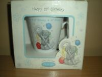 Me To You 21st Birthday Cup **Need Gone**