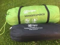 Higear voyager 6 man tent