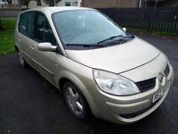 Renault, SCENIC, MPV, 2008, Manual, 1598 (cc), 5 doors