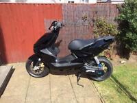 Yamaha 50cc ish
