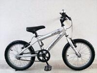 "(2564) 16"" Lightweight Aluminium RIDGEBACK MX16 Boys Girls Bike Bicycle Age: 5-7 Height: 105-120cm"