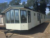 Willerby Aspen Holiday Caravan, 2003, 2 bed, 37 x 12