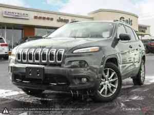 2018 Jeep Cherokee HIGH ALTITUDE   LEATHER BLUETOOTH