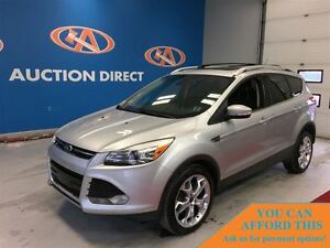 2013 Ford Escape Titanium, LEATHER, PANO ROOF, NAVI !