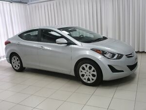 2014 Hyundai Elantra TEST DRIVE TODAY!!! SEDAN w/ HEATED SEATS,