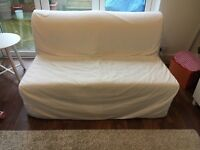 IKEA Sofa bed with cover